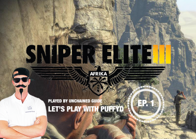 LP Sniper Elite with PuffyD #001