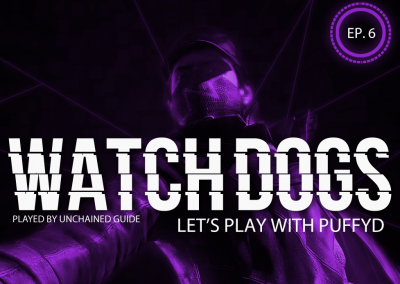 LP Watch Dogs with PuffyD #006