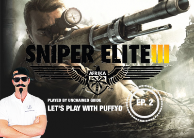 LP Sniper Elite with PuffyD #002