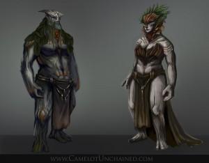 Camelot Unchained Riesen Tuatha DÈ Danann